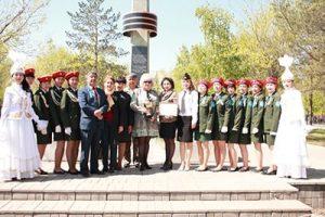 В патриотизме молодежи - будущее Казахстана