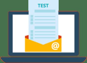 Опубликовать тест